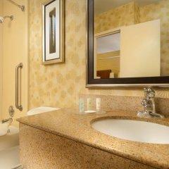 Отель Comfort Inn Downtown DC/Convention Center США, Вашингтон - отзывы, цены и фото номеров - забронировать отель Comfort Inn Downtown DC/Convention Center онлайн ванная фото 2