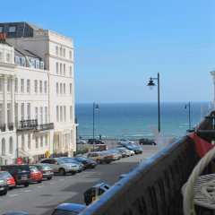 Отель BrightonBreak Великобритания, Кемптаун - отзывы, цены и фото номеров - забронировать отель BrightonBreak онлайн пляж