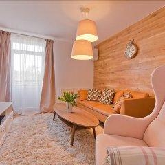 Апартаменты Imperial Apartments - Capitan Сопот комната для гостей фото 4