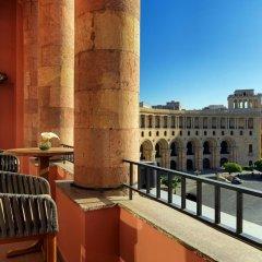 Armenia Marriott Hotel Yerevan in Yerevan, Armenia from 152$, photos, reviews - zenhotels.com balcony