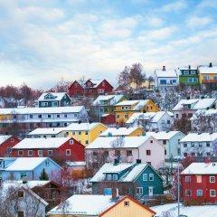 Отель Scandic Kirkenes Норвегия, Киркенес - отзывы, цены и фото номеров - забронировать отель Scandic Kirkenes онлайн