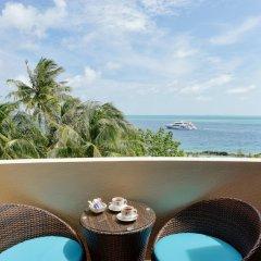 Отель Season Paradise Мальдивы, Ланканфинолу - отзывы, цены и фото номеров - забронировать отель Season Paradise онлайн балкон