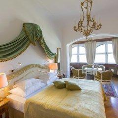 Отель Schloss Monchstein Зальцбург комната для гостей фото 2