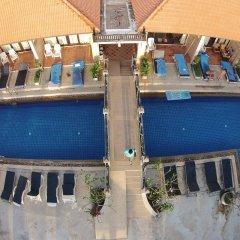 Отель Peace Paradise Beach развлечения