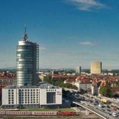 Отель Hampton by Hilton Munich City West Германия, Мюнхен - 1 отзыв об отеле, цены и фото номеров - забронировать отель Hampton by Hilton Munich City West онлайн