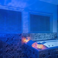 Отель Stalis Blue Sea Front Deluxe Rooms сауна