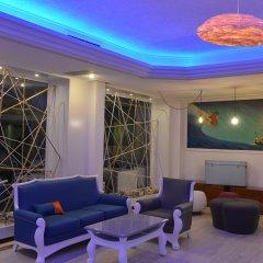 Nereus Hotel интерьер отеля