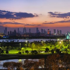 Отель Jumeirah Creekside Дубай пляж