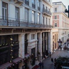 Отель Trevi Elite Rome балкон