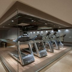 Отель Radisson Blu Residence, Istanbul Batisehir фитнесс-зал