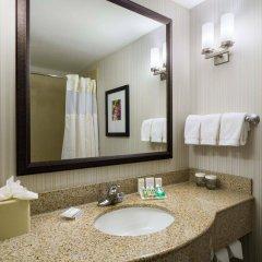 Отель Hilton Garden Inn Queens/JFK Airport США, Нью-Йорк - 1 отзыв об отеле, цены и фото номеров - забронировать отель Hilton Garden Inn Queens/JFK Airport онлайн ванная