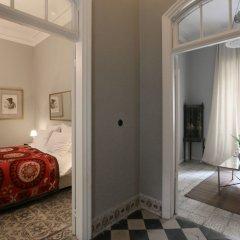 Отель Mimi Calpe Марокко, Танжер - отзывы, цены и фото номеров - забронировать отель Mimi Calpe онлайн ванная
