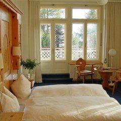 Отель Snow & Mountain Resort Schatzalp Швейцария, Давос - отзывы, цены и фото номеров - забронировать отель Snow & Mountain Resort Schatzalp онлайн комната для гостей фото 5
