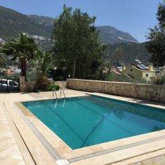 Kalkan Koc Apart Турция, Калкан - отзывы, цены и фото номеров - забронировать отель Kalkan Koc Apart онлайн бассейн