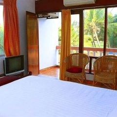 Отель Topaz Beach Шри-Ланка, Негомбо - отзывы, цены и фото номеров - забронировать отель Topaz Beach онлайн удобства в номере фото 2