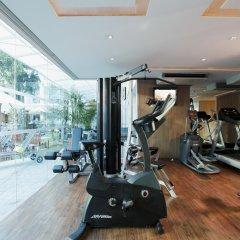 Centara Pattaya Hotel фитнесс-зал фото 2