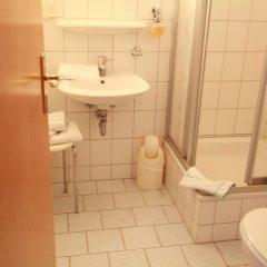 Отель de Saxe Германия, Лейпциг - отзывы, цены и фото номеров - забронировать отель de Saxe онлайн ванная