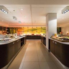 Отель Thon Hotel Brussels City Centre Бельгия, Брюссель - 4 отзыва об отеле, цены и фото номеров - забронировать отель Thon Hotel Brussels City Centre онлайн питание фото 2