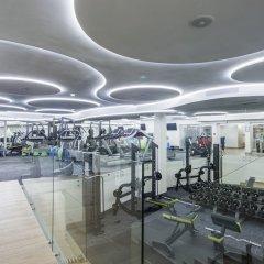 Radisson Blu Sobieski Hotel фитнесс-зал