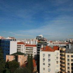Отель Patria Hotel Португалия, Лиссабон - 1 отзыв об отеле, цены и фото номеров - забронировать отель Patria Hotel онлайн балкон
