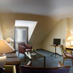 Galerie Hotel Leipziger Hof комната для гостей фото 3