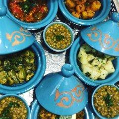 Отель Riad La Porte Du Bouregreg питание фото 3