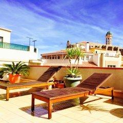 Отель Carbonell Испания, Льянса - отзывы, цены и фото номеров - забронировать отель Carbonell онлайн балкон