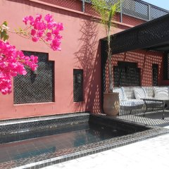 Отель Riad Alegria Марокко, Марракеш - отзывы, цены и фото номеров - забронировать отель Riad Alegria онлайн с домашними животными