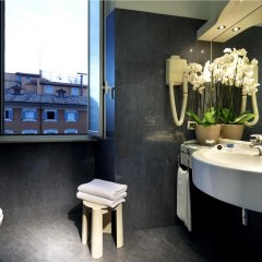 Exe Hotel Della Torre Argentina Рим ванная