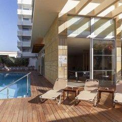 Отель Athena Родос бассейн фото 2