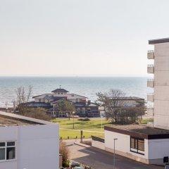 Отель Carat Residenz-Apartmenthaus пляж