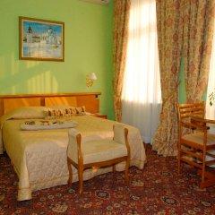 Марко Поло Пресня Отель 4* Стандартный номер разные типы кроватей фото 4