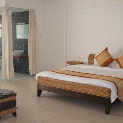 Апартаменты 18 Degrees Blue Holiday Apartment комната для гостей фото 3