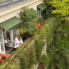 Отель Pershing Hall Париж балкон