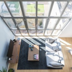 Апартаменты BO - Santa Catarina Luxury Apartments - Adults Only интерьер отеля фото 2