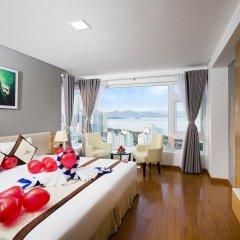 Апартаменты Dendro Gold Apartment Нячанг комната для гостей