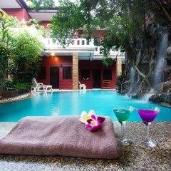Отель Jang Resort Пхукет бассейн фото 2