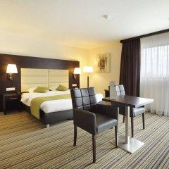 Van Der Valk Hotel Charleroi Airport комната для гостей фото 5