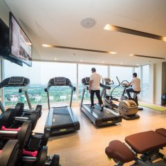 Liberty Central Saigon Riverside Hotel фитнесс-зал