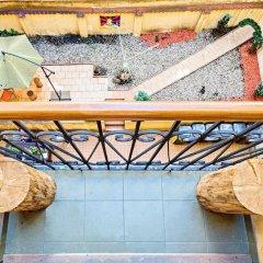 Апартаменты Chill Hill Apartments балкон