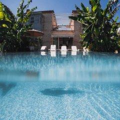 Evliyagil Hotel by Katre Чешме бассейн фото 6