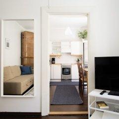 Отель 2ndhomes Merimiehenkatu Apartment Финляндия, Хельсинки - отзывы, цены и фото номеров - забронировать отель 2ndhomes Merimiehenkatu Apartment онлайн комната для гостей фото 3