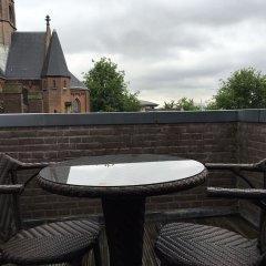 Отель The Bank Hotel Нидерланды, Амстердам - отзывы, цены и фото номеров - забронировать отель The Bank Hotel онлайн балкон
