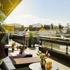 Отель Scandic Anglais Швеция, Стокгольм - отзывы, цены и фото номеров - забронировать отель Scandic Anglais онлайн балкон