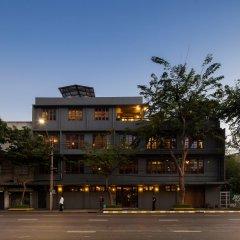 Отель Bangkok Publishing Residence Бангкок парковка