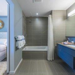 Отель BOQ Lodging Apartments In Rosslyn США, Арлингтон - отзывы, цены и фото номеров - забронировать отель BOQ Lodging Apartments In Rosslyn онлайн ванная фото 2