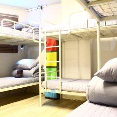 Plan A Hostel бассейн
