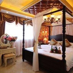 Отель Xiamen Feisu Knight Royal Garden Китай, Сямынь - отзывы, цены и фото номеров - забронировать отель Xiamen Feisu Knight Royal Garden онлайн комната для гостей фото 4