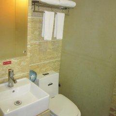 Отель Tiantian Hotel Китай, Шэньчжэнь - отзывы, цены и фото номеров - забронировать отель Tiantian Hotel онлайн ванная фото 2
