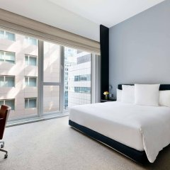 Отель Andaz 5th Avenue США, Нью-Йорк - отзывы, цены и фото номеров - забронировать отель Andaz 5th Avenue онлайн комната для гостей фото 4